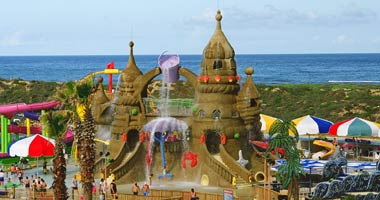 South Padre Island - Schitterbahn Beach Water Park